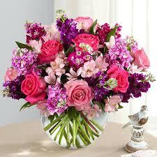 Wedding Flowers Greenery Alstroemeria Bouquet Wedding Roses Stock Floral Greenery Pink