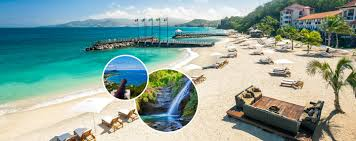 Where Is Aruba On The Map Sandals Lasource Grenada Luxury Resort In St George Sandals