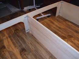 Building A King Size Platform Bed With Storage by King Size Platform Bed With Storage Plans Fpudining
