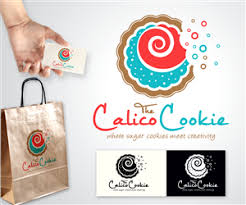 Home Based Graphic Design Business 57 Elegant Serious Business Logo Designs For The Calico Cookie A