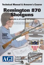 agi products remington 870 shotguns