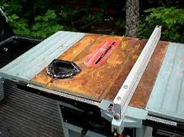 delta 10 inch contractor table saw delta 10 inch table saw youtube
