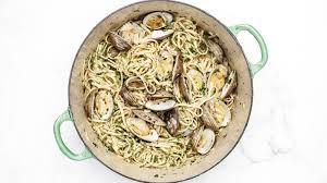 bon appetit kitchen collection ba s best linguine and clams recipe bon appetit