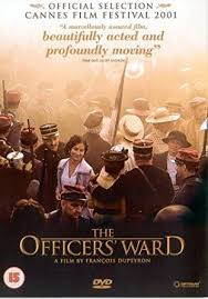 analyse la chambre des officiers marc dugain the officer s ward dvd 2002 amazon co uk ric caravaca marc dugain la