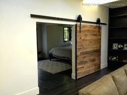 Mirror Sliding Closet Doors Closet Barn Door With Mirror Joze Co
