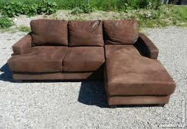 canapé d angle cuir vieilli achetez canapé d angle occasion annonce vente à charavines 38