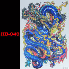 dragon tattoo on arm and shoulder online get cheap dragon tattoos for men shoulder aliexpress com