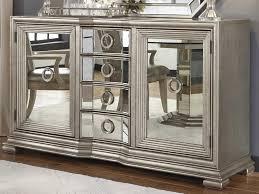 pulaski couture silver rectangular table dining room set