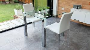 Dining Room Glass Kitchen Dining by Square Glass Dining Tables Large Size Of Dining Impressive Glass