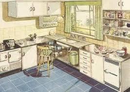 218 best 1940s kitchen images on pinterest vintage kitchen