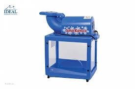 snow cone machine rental ideal wedding and events sioux falls south dakota treat machines