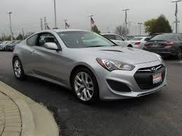hyundai genesis coupe for sale 2015 2016 hyundai genesis coupe for sale in il