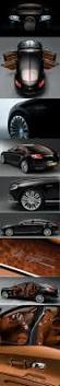 bugatti sedan galibier 16c bugatti 16c galibier concept in black cars luxury cars and luxury