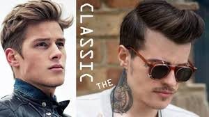 classic men u0027s hairstyles trend in hairstyles for men 2016