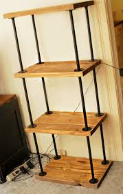 Plans Wood Bookcase by Pipe Wood Bookcase Do It Yourself Home Projects From Ana White