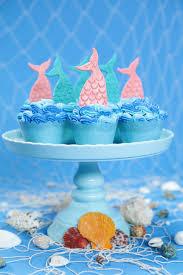 mermaid cupcakes mermaid cupcakes recipe rosanna pansino nerdy nummies