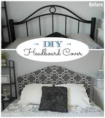 How To Make Your Own Fabric Headboard by The 25 Best Headboard Cover Ideas On Pinterest Diy Fabric