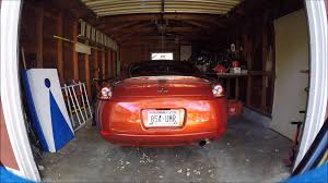 2008 mitsubishi eclipse gt start up u0026 revs youtube