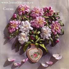 silk ribbon roses silk ribbon flower embroidery designs by inessa timonina chilli