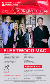 2018 musicares person of the year fleetwood mac musicares