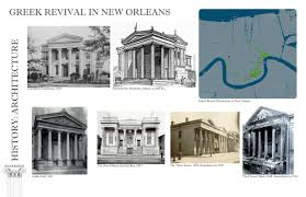 greek revival in new orleans the carrollton courthouse