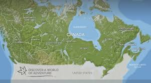 Whistler Canada Map by Canada Holiday Destination Guides Canadianaffair Com