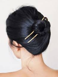 hair holders 13 hair accessories for the minimalist the edit hair