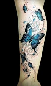 25 butterfly tattoos ideas for men and women