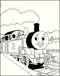 beautiful coloring thomas train photos coloring ideas