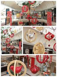 highpoint shopping centre venue decoration festive