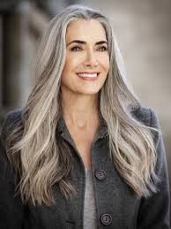 hairstyles for turning grey 9 best manon crespi images on pinterest going gray grey hair