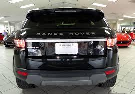 range rover rear used 2015 land rover range rover evoque prestige marietta ga
