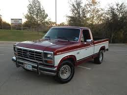 Ford F150 Truck Colors - make ford model f150 year 1986 body style pickup trucks