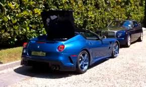 ferrari superamerica ferrari superamerica 45 drops top revs engine autoevolution