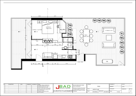 Cad Floor Plans by 2d Autocad Danuta Rzewuska