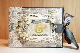 scrapbook wedding scrapbook wedding album