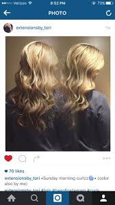 Long Blonde Wavy Hair Extensions by 200 Best Before And After Hair Extensions By Tori Leigh Images