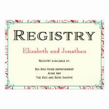 home improvement wedding registry 28 inspirational wedding registry cards wedding idea