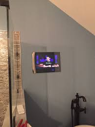 Cool Wall Receptacle Outlet Inside A Wall Behind Tv Home Improvement Stack Exchange