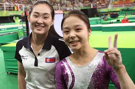 even olympic selfies are complicated by koreas u0027 rivalry u2013 the