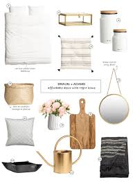 H M Home Decor Affordable Decor With H M Home Braun