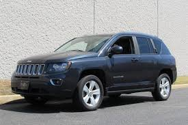 jeep crossover 2015 2015 used jeep compass high altitude edition at world class