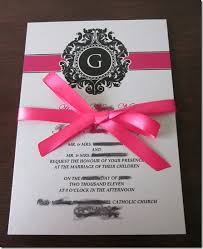 inexpensive wedding invitations how to make inexpensive beautiful custom wedding invitations