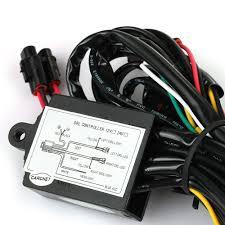nissan leaf daytime running lights practical 12v car led daytime running lights relay drl controller