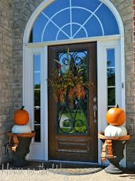 front door decor ideas love cover christmas decorations images