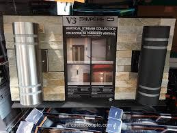 altair outdoor led coach light costco costco outdoor light fixtures lighting designs