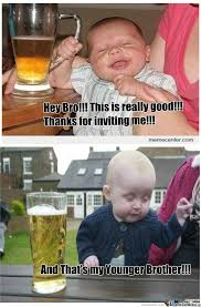 Drunk Baby Meme - drunk baby by alessandrocl meme center