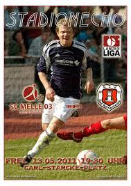 Volksbank Bad Rothenfelde Stadionecho Sc Melle 03 Gegen Sv Bad Rothenfelde Fußball Landesliga U2026