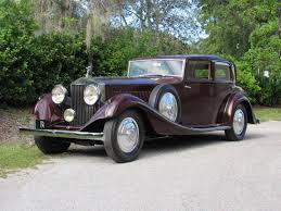 rolls royce sport 1933 rolls royce phantom ii continental sport saloon vintage