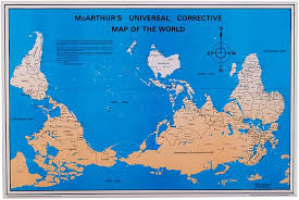 what is a map projection from mercator s to gall peters projections how the maps
